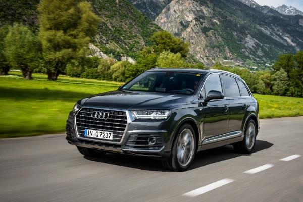 2016 Audi Q7 Review - photos | CarAdvice