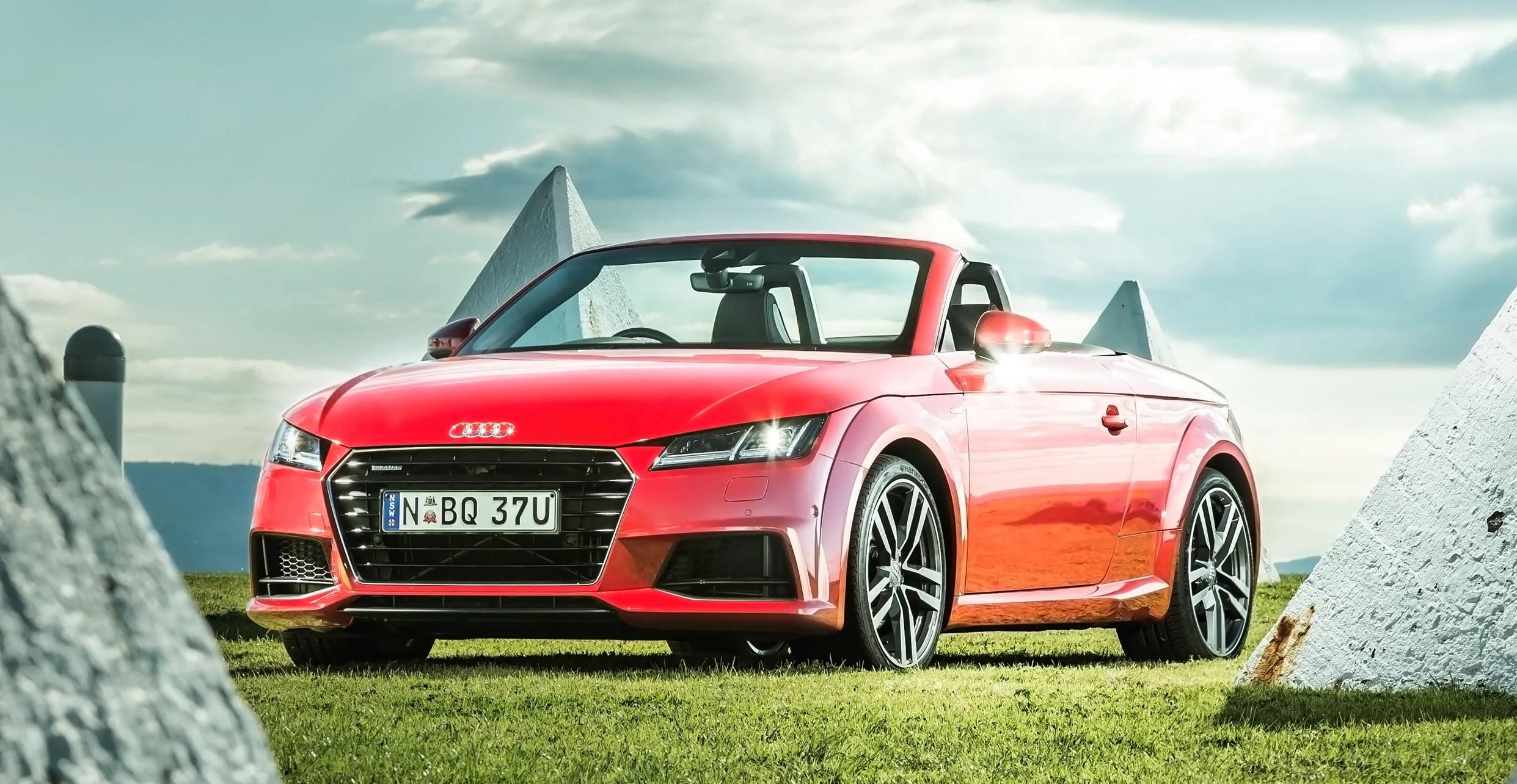 2016 Audi Tt Roadster Review Photos Caradvice