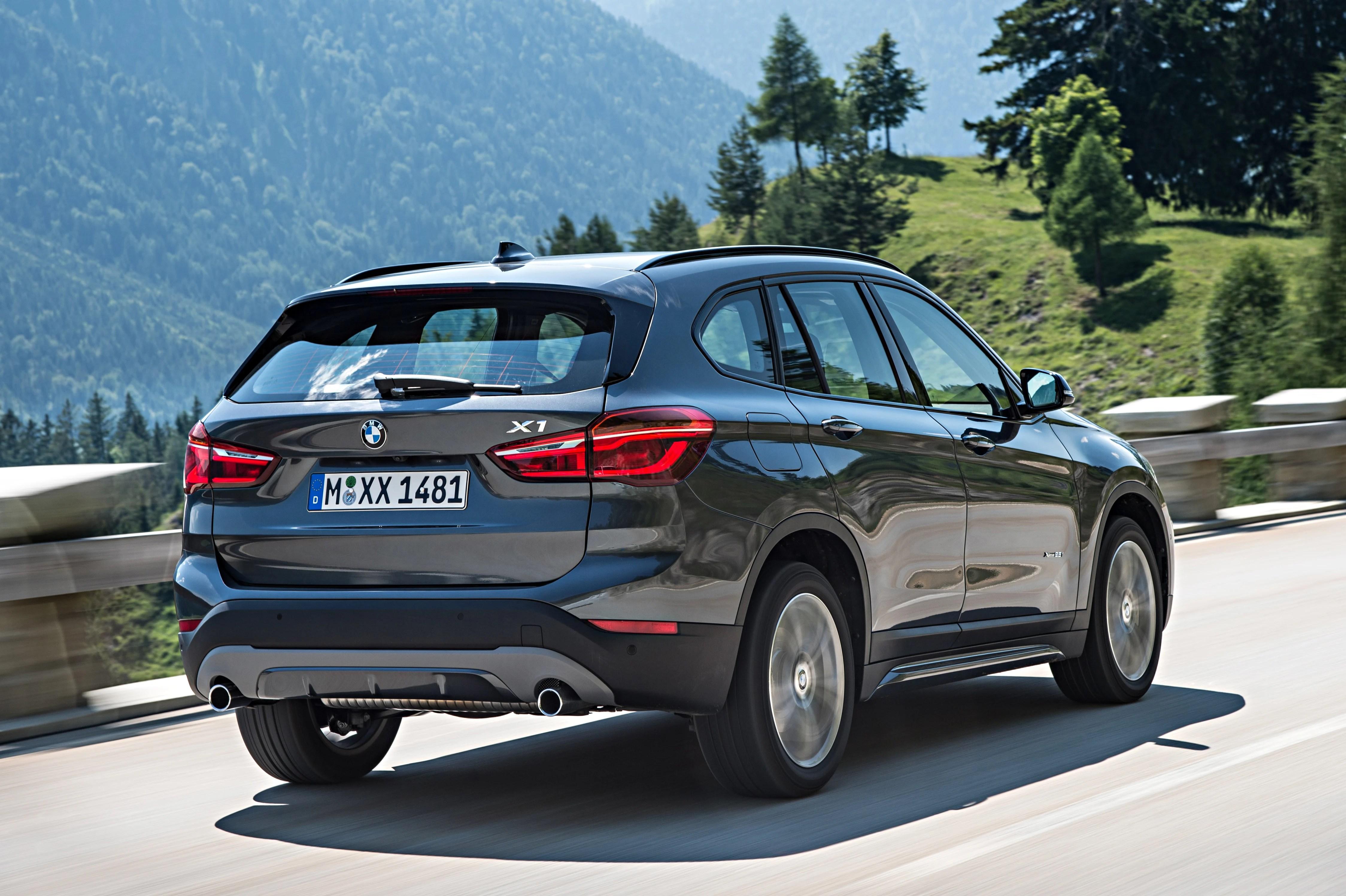 2016 BMW X1 Review CarAdvice