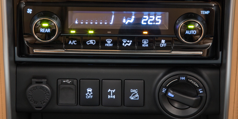 2016 Toyota Fortuner Interior Revealed Photos 1 Of 12