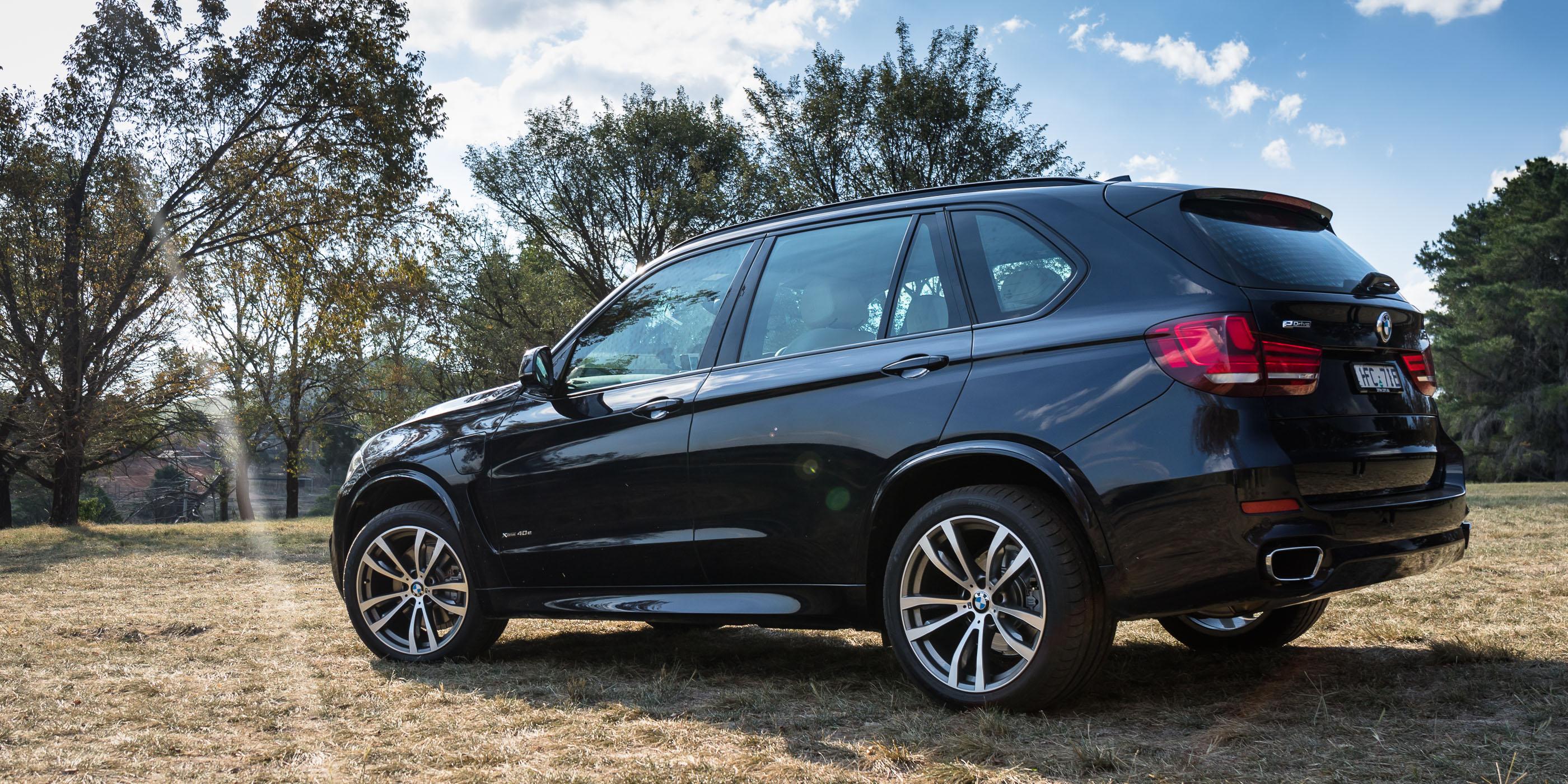 2016 BMW X5 XDrive40e Plug In Hybrid Review CarAdvice