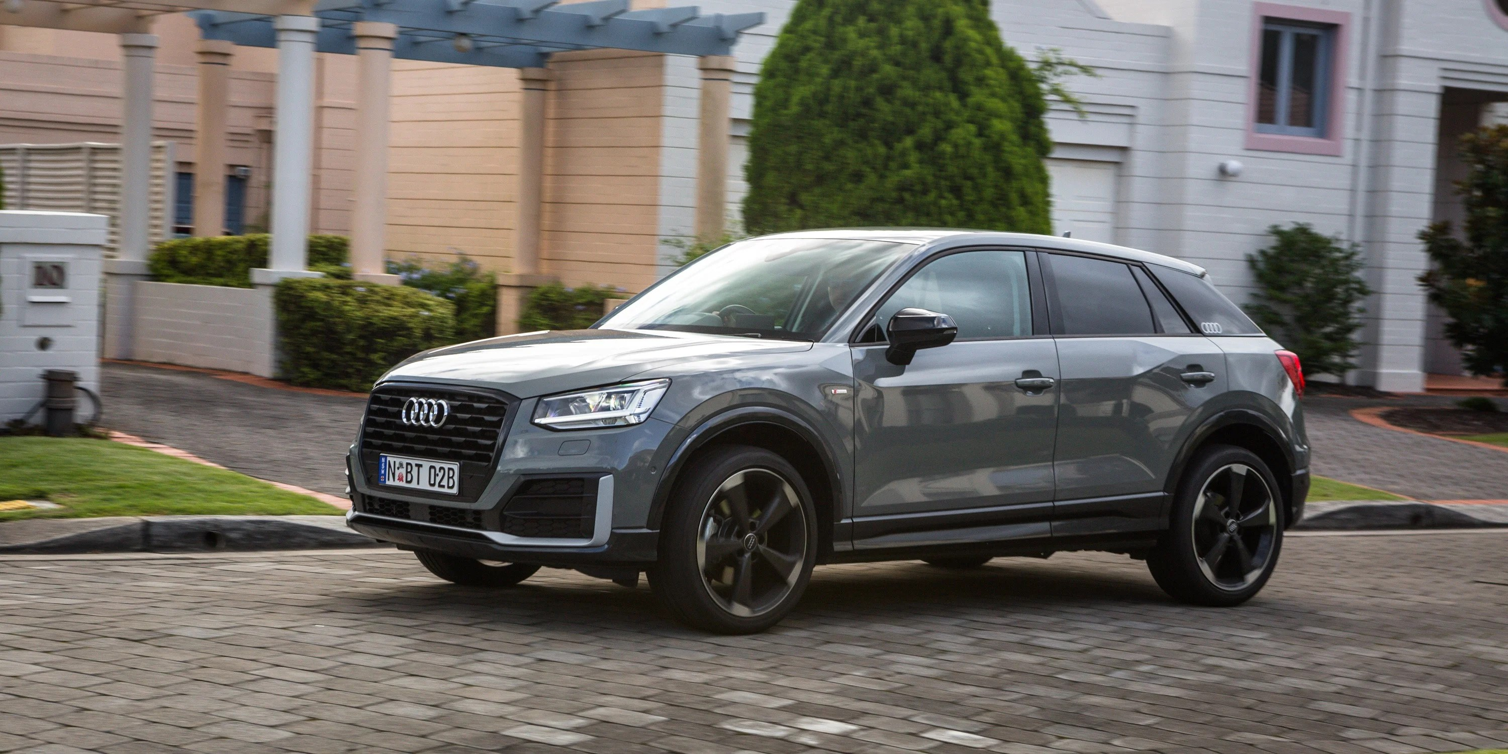 2017 Audi Q2 14 TFSI Edition 1 Review CarAdvice