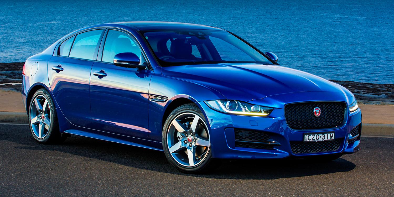 2018 Jaguar F Pace XE XF Get New 221kW Ingenium Petrol