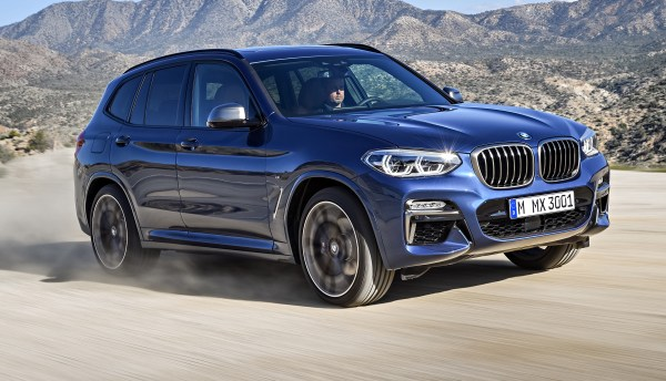 2018 BMW X3 revealed, Australian launch expected for next ...