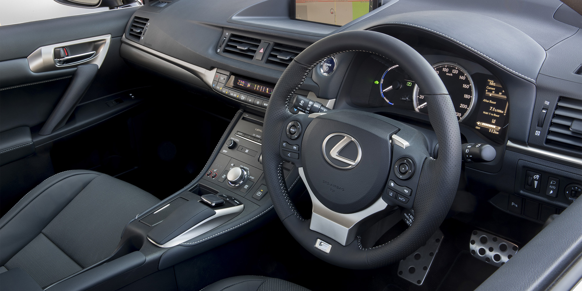 2018 Lexus CT200h pricing and specs s 1 of 9