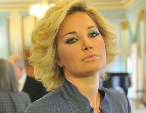 Мария Максакова появилась на публике с новой прической и в ...