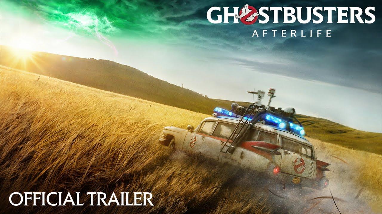 Ghostbusters: Afterlife continúa el legado en primer tráiler