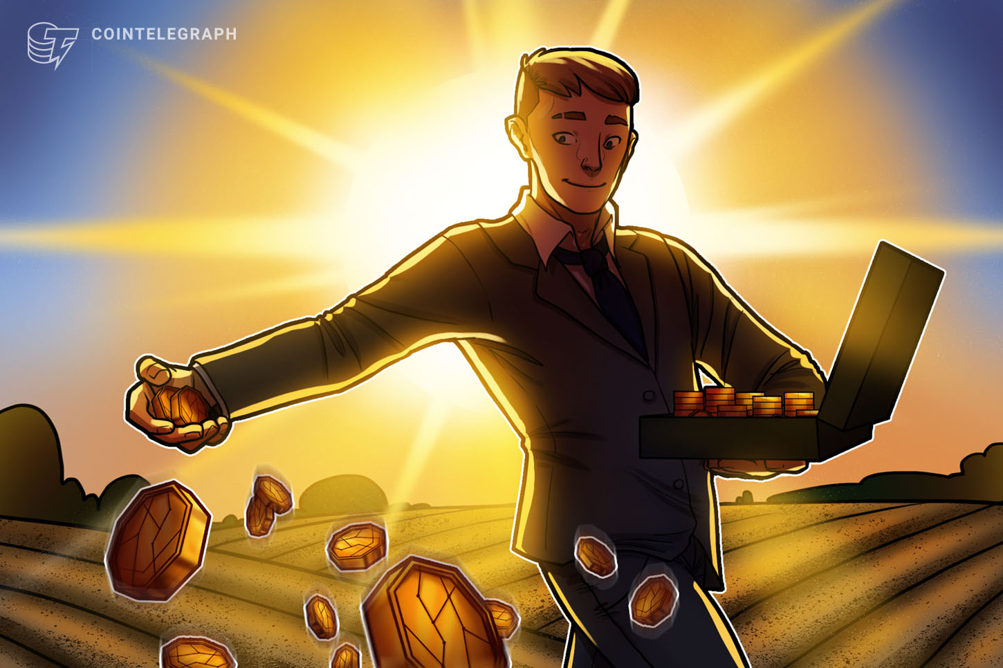 Photo of Custodian with 100,000 users plans to Tokenize $ 13 billion in assets