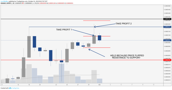 XRP/BTC Daily Chart. Source: TradingView