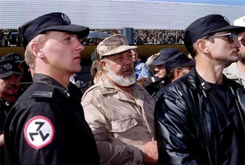 Image result for neo-Nazi militia into Bophuthatswana