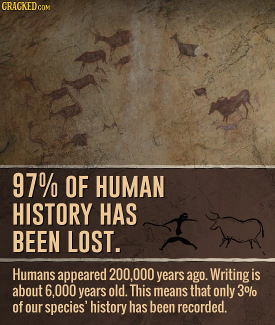 25 Facts That Prove You're Picturing History Wrong