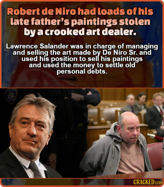 Celebrities Who Were Played By Con Artists
