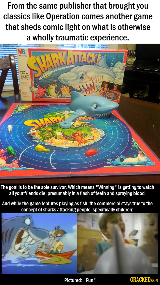 27 Famous Childhood Toys That Are Terrifying in Retrospect