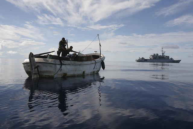 索馬利亞海盜不見了?! 改行幫日本壽司店捕鮪魚去 – CSRone