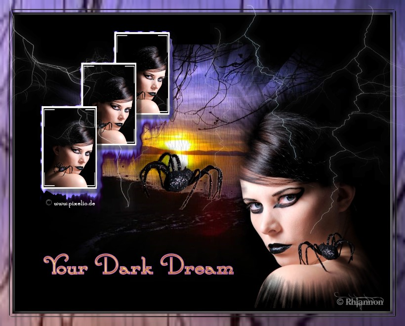 Your darkest dream