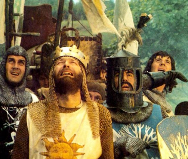 Denver Actors Fund Monty Python And The Holy Grail