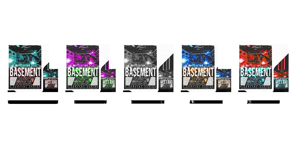 basement noise meet greet series