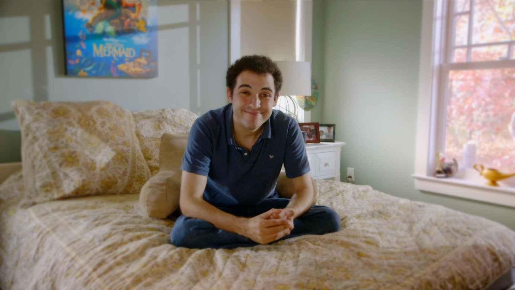 Owen Suskind, el protagonista real de Life, animated.