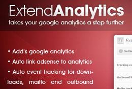 Extended Google Analytics
