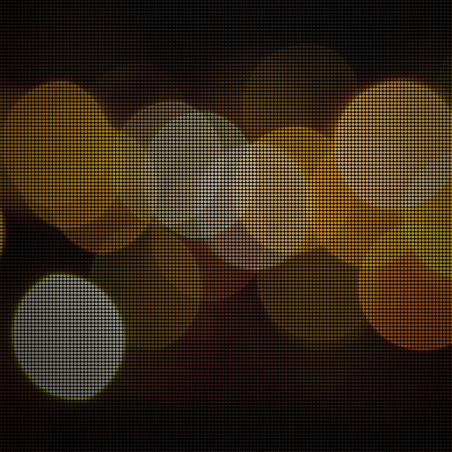 LED Dot Screen Effect Generator By Mornee GraphicRiver