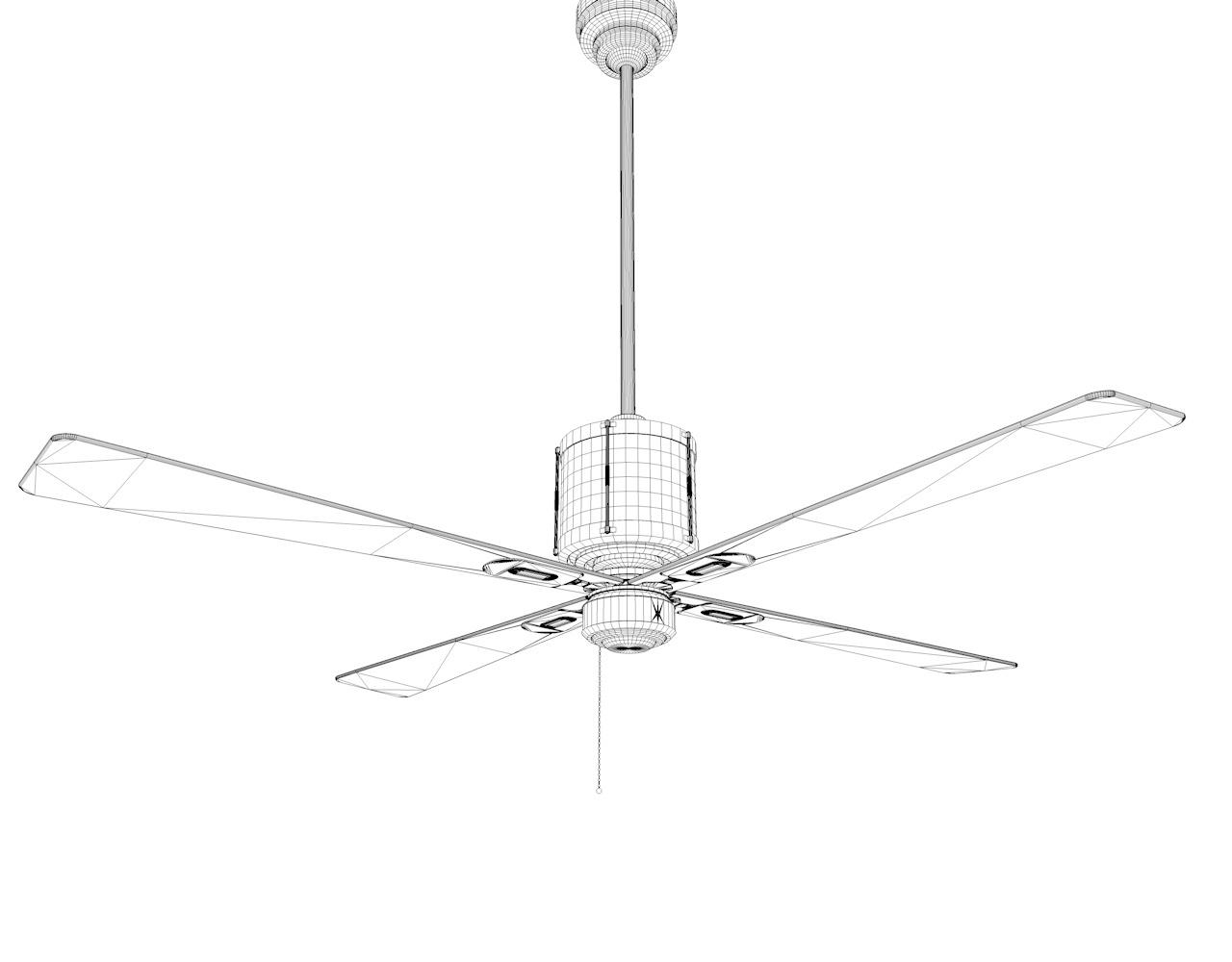 Ceiling Fan By Remmac