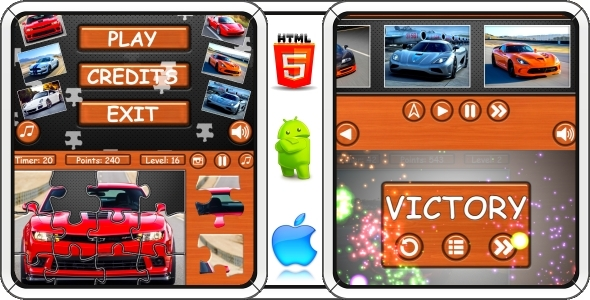 Traffic Command - HTML5 Game + Mobile Version! (Building 3 | Building 2 | Capx) - 76