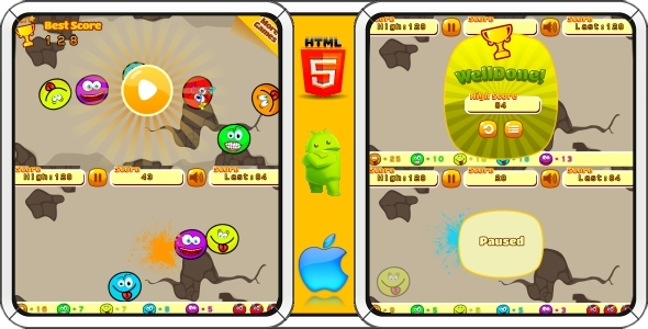 Traffic Command - HTML5 Game + Mobile Version! (Construction 3 | Construction 2 | Capx) - 72