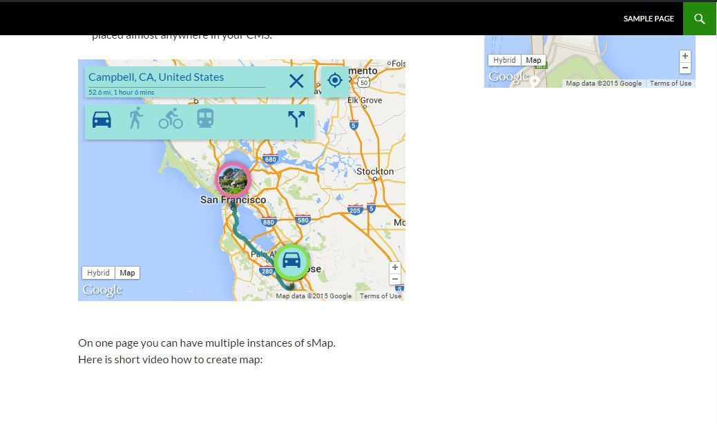 Google maps   sMapCC route to us for Wordpress by igor s   CodeCanyon Google maps   sMapCC route to us for Wordpress