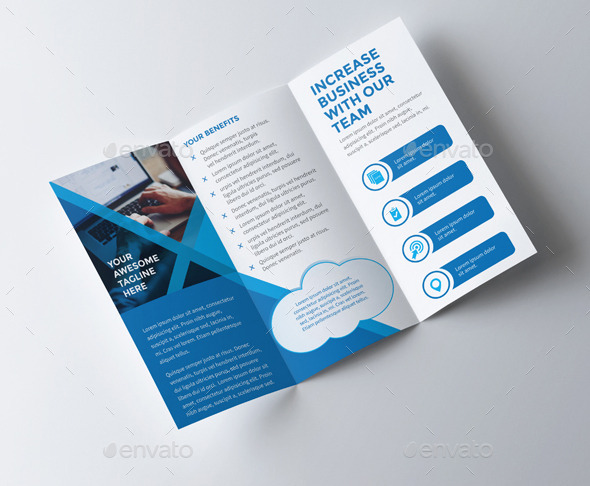 Xtensive Business Brochure By Pencildesigns GraphicRiver