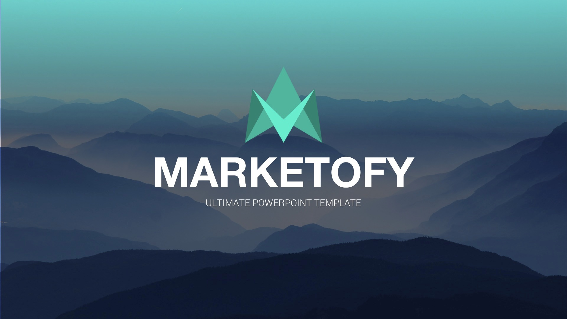 Marketofy   Ultimate PowerPoint Template by slidefusion   GraphicRiver     PowerPoint Templates  Marketofy v2 screenshots Slide001 jpg