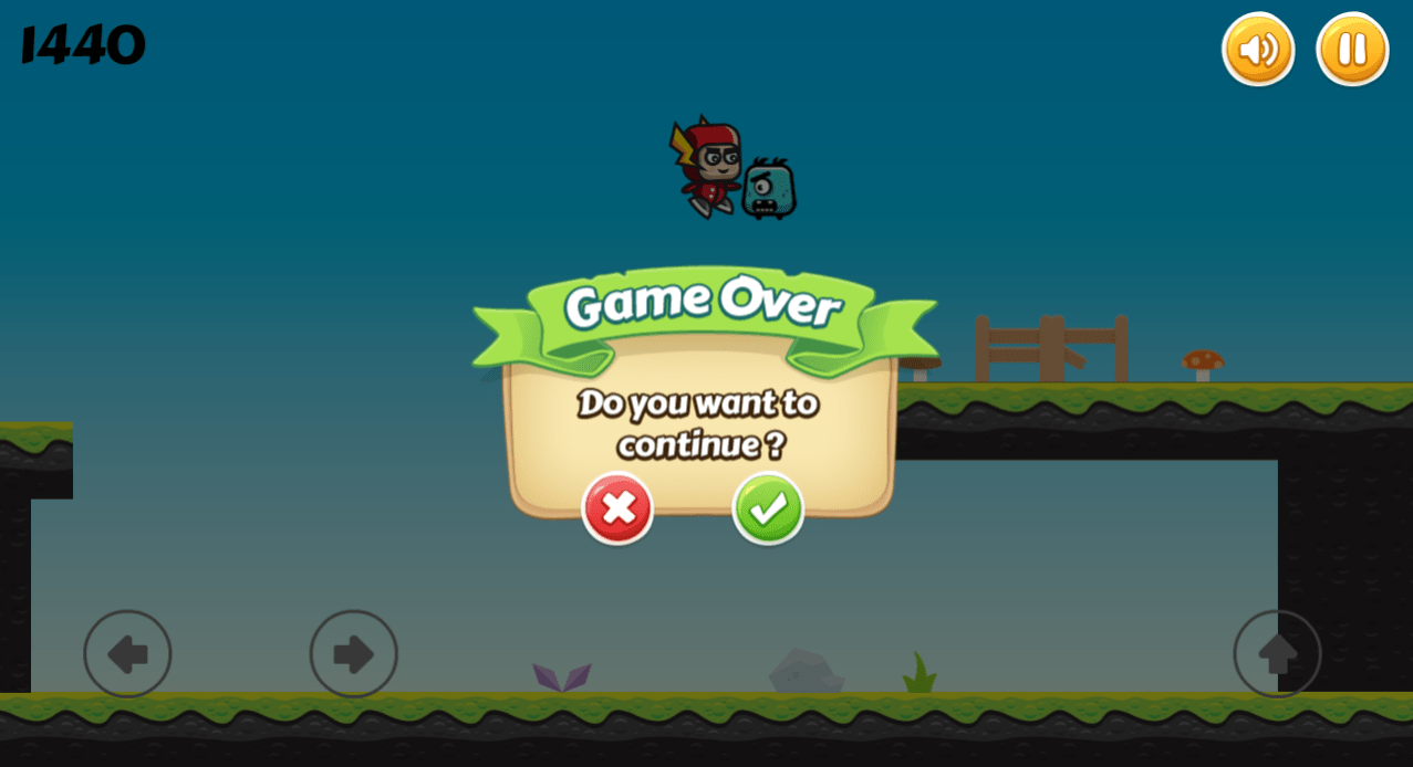 The Flash Adventures   HTML5 Game by dexterfly   CodeCanyon PNG