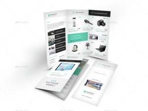 Electronic Store Brochure  Great Installation Of Wiring