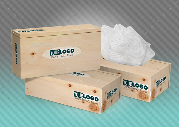Download Tissue Box 3D Perspective Mockups PSD by AashifBuhary ...