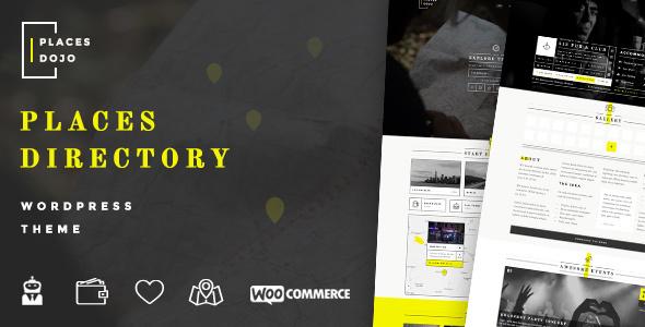 EventBuilder - WordPress Events Directory Theme - 9