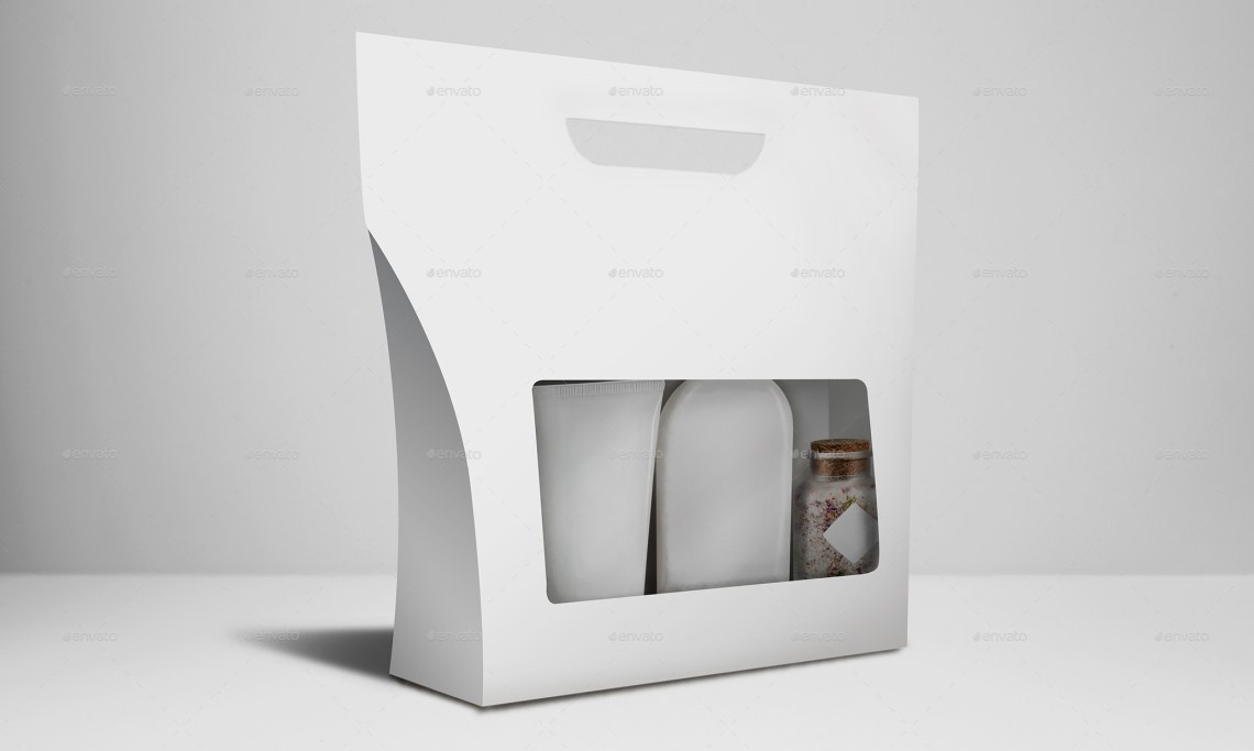 Download Mock-up Cosmetic Box by ONOdesign | GraphicRiver