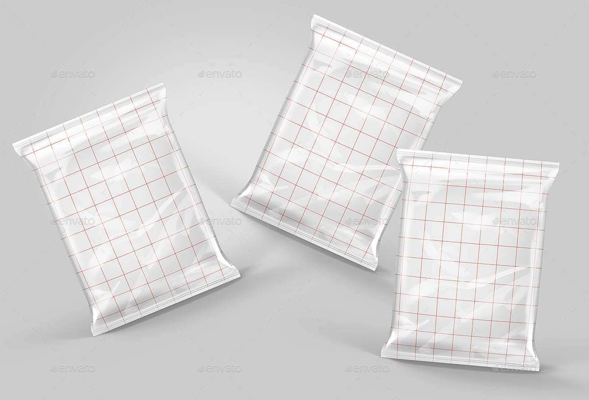 White gray paper bag with black string royalty free stock vectors vector packaging: Transparent Foil Pouch Packaging Mock Up By Tirapir Graphicriver
