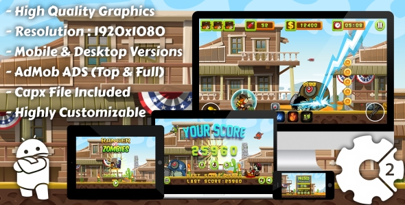 Traffic Command - HTML5 Game + Mobile Version! (Building 3 | Construction 2 | Capx) - 37
