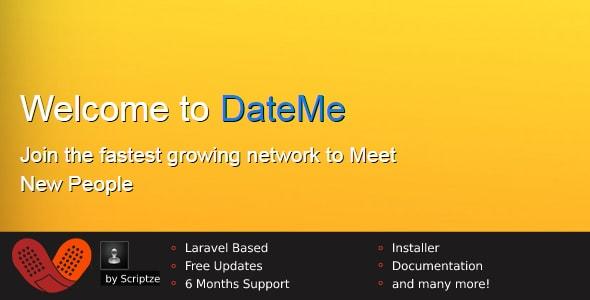 DateMe - Dating Reformed