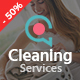 Download SmartClean | Cleaning Company Theme from ThemeForest
