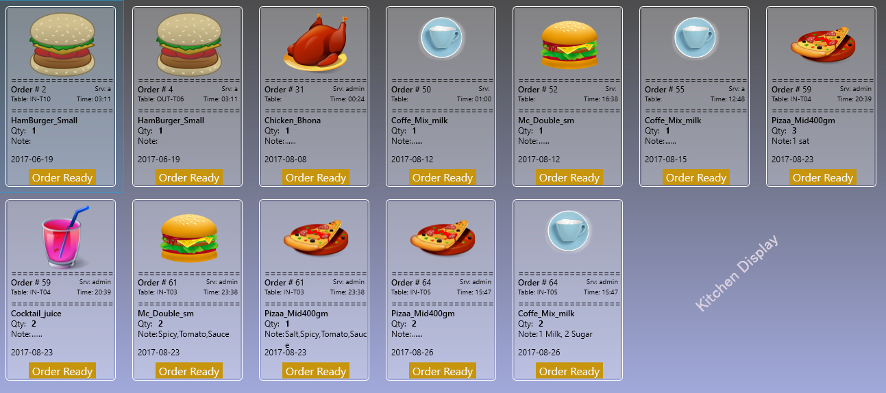 Rest POS – Restaurant Point of Sale WPF Application (Miscellaneous