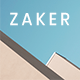 Download Zaker - My Stock Photo Shop from ThemeForest