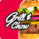 Download Grill and Chow - A Fast Food, Pizza, and Diner Theme from ThemeForest