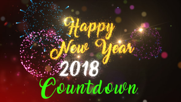 New Year Countdown by gfx room   VideoHive New Year Countdown