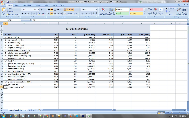Mysql Data To Excel Export By Themeposh