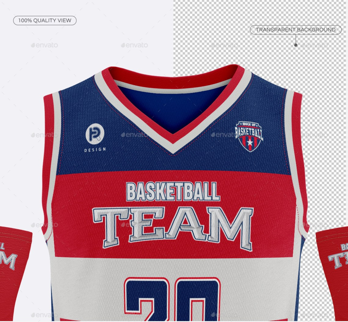 Download Download Womens Full Basketball Kit With V-Neck Jersey ...