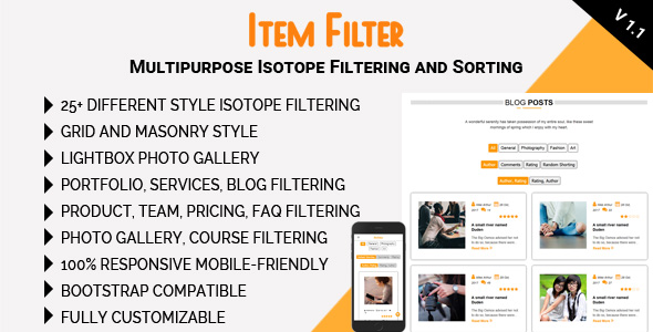Gallery Filter Jquery