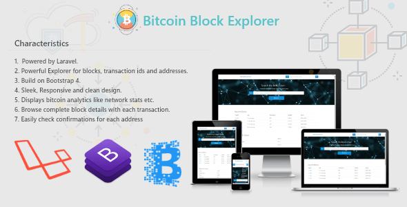 Bitcoin Block Explorer