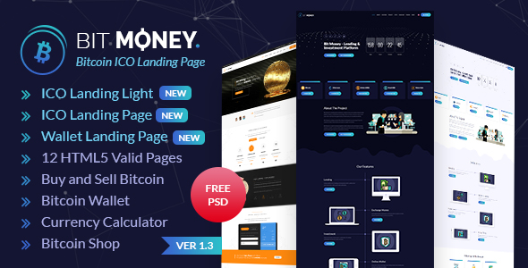 Crafter - Tattoo Bootstrap Landing Page Template - 7