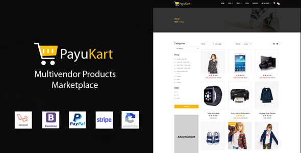 PayuKart Multivendor Products Marketplace