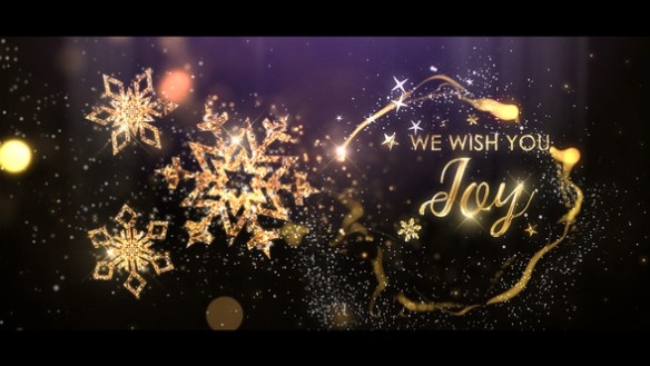 Fun Christmas Intro, Holiday Greetings